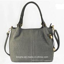 Promotional Custom Newest Europe Women Ladies Handbags (ZXE1202)