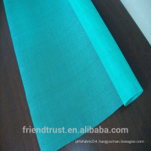 factory price high quality plastic coated window screen/mosquito protection window screen