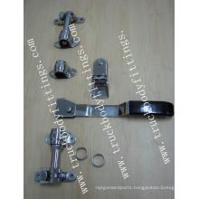 Cargo Trailer Cam Lock Door Latch, truck body parts