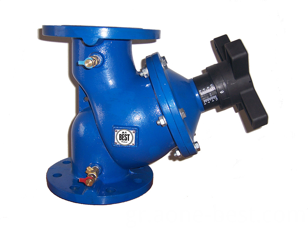 Automatic Pressure Balancing Valve DN200