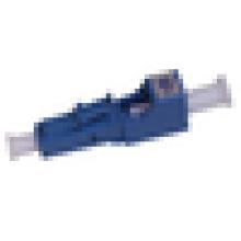 LC atenuador de fibra óptica, lc upc apc atenuador de fibra óptica, lc plug-in tipo fibra óptica atenuador
