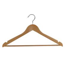 Hot Sale Wooden Hangers Custom Wood Suit Hanger