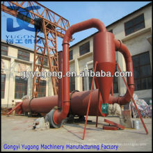 Yugong Special Design Wood Sawdust Rotary Drum Dryer