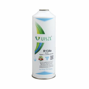 R134a Refrigerants Cans dot