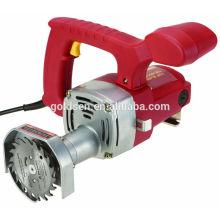 "85mm 700W Handheld Elétrica Power Piso Wood Cutting Toe Kick Saw 3-3 / 8 ""Mini Edge Trimmer"