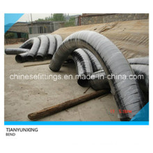 API 5L 3PE Bend with 3 Lay PE Coating