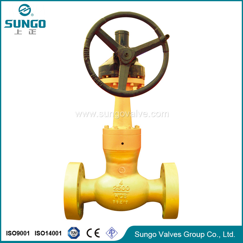 high temperature valve
