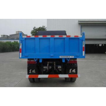Dongfeng 122HP petit camion à benne basculante 1.9Tons