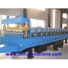 Bohai Steel Flat Sheet Roll Forming Machine