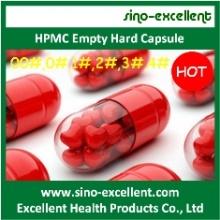 Alta qualidade HPMC cápsula dura vazia
