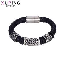 bracelete de braceletes de aço inoxidável dos braceletes dos homens da jóia do bracelete-63 por atacado