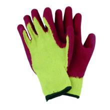 10g T / C Strick Liner Handschuh mit Latex Coated CE Handschuh