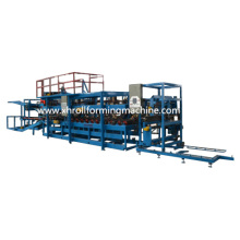 Polyurethane Sandwich Panel Roll Forming Machine