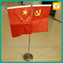 Bandeira portátil feita sob encomenda da tabela da alta definição mini