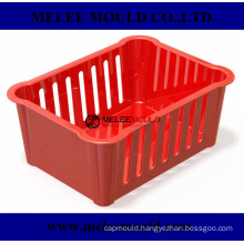 Plastic Container Box Basket Mold