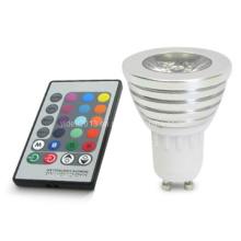 Sincronización Magic RGB LED Bombilla Lampen Control Remoto 5W