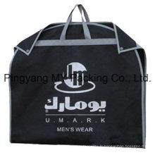 Custom PP Ziplock Garment Bags Suit Cover for Publicité