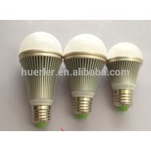 Aluminium e26 / e27 / b22 7w ampoules led à ampoule led en gros