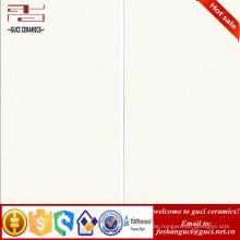 1800x900mm heiße Verkaufsprodukte verglaste volle Körperfliese weiße Porzellanbodenfliese