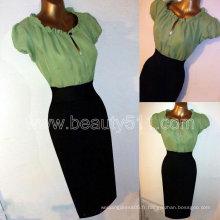 Vintage 1940s 50s Repro Gypsy Wiggle Rockabilly crayon Pinup Dress GP002