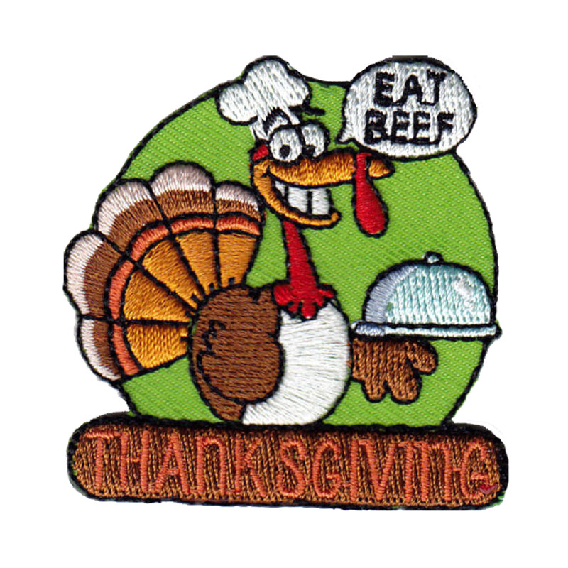 Thanksgiving Patch