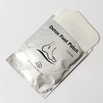 hot sale wood detox foot patch