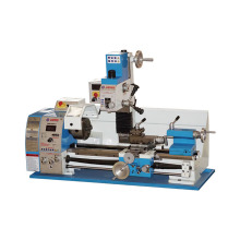 Gabungan mesin bubut WMP290V-F Spindle 38mm