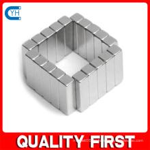 Hecho en China Fabricante y fábrica $ Proveedor Alta calidad Imán de Neodimio permanente fuerte estupendo