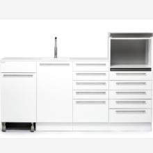 Europ style dental sterilization cabinet