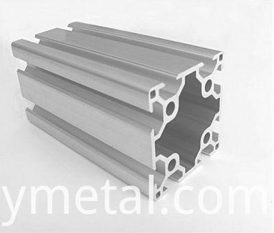 parts of aluminum extruding