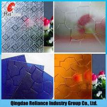 3-6mm Azul / Gris / Bronce Mistlito Figura / Diseño de Vidrio