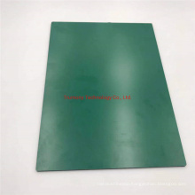 PE 3mm Green Fireproofing Aluminum Composite Plate for Indoor Decoration