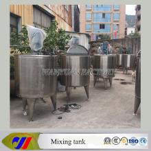 Engrosamiento del tanque de mezcla de una sola capa / tanque de almacenamiento