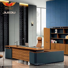 Luxury Modern CEO Wooden Office Table Executive Desk