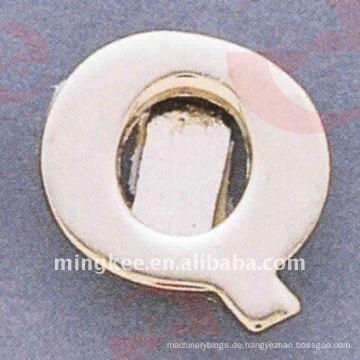 """Kleinbuchstabe- """"Q"""" Handtasche dekorative Accessoires (O35-675A-Q"""