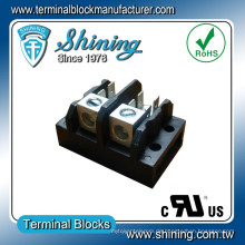 TGP-XXX-A Serie 2 ~ 12 Pole Elektrische Stromverteilungsklemme