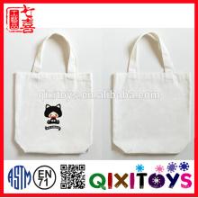 Jolie fille & miami en gros sacs à main en toile de chat