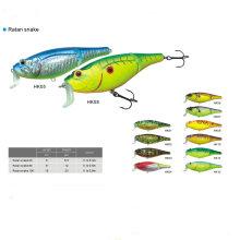 Hard Plastic Multi Jointed Swim Crankbait Fishing Lure