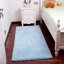 дома толстые mocrofiber текстильных мягкий прикроватный коврик для намаза