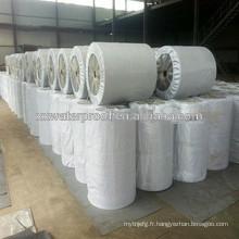 Armature de base composée de fibre de verre pour membrane imperméable à l'eau