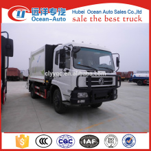 4*2 Drive Wheel 14 tons DFL1160BX2 Compactor Garbage Truck