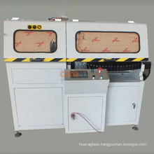 LJJZ-500X600 Aluminum Profile Corner Cutting Machine For Windows And Doors 180x140x60mm profile