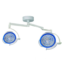 Lampu Operasi Double Dome Shadowless Led