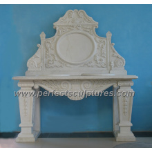 Antique Stone Marble Wash Sink Basin for Bathroom Furniture (QBN072)