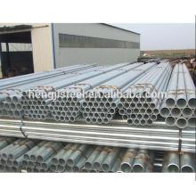 # Fornecedor de Ouro bs 1387 galvanizado tubo de aço redondo