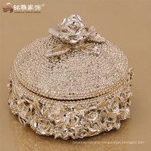high quality luxury design jewelry storage box wedding decoration