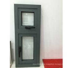 China Factory Sale UPVC Vinyl Cheap Casement Glass Windows for Home Use