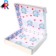 Custom Jewelry Packaging Board Paper Colored Shipping Supplies Boxes