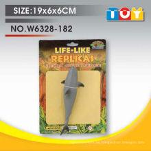 Los mejores productos venden el mar juega el tiburón de goma blanco para los niños