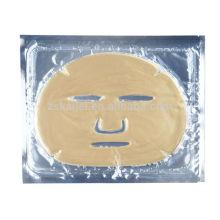 Máscara facial cristalina de la belleza de la máscara facial del colágeno del oro 24K